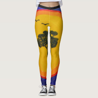 Tree of Life Leggings by Product of Perception