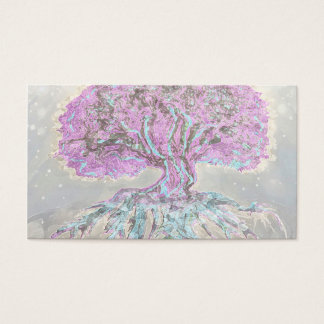 Tree of Life Lightness Business Card