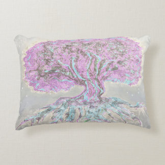 Tree of Life Lightness Decorative Pillow