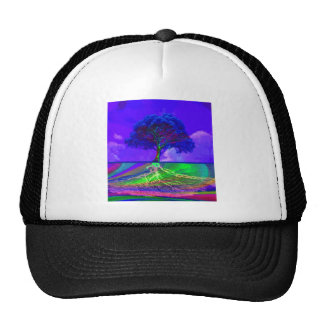 Tree of Life Live Your Dream Mesh Hats