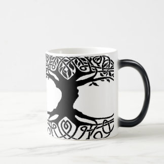 Tree of life magic mug