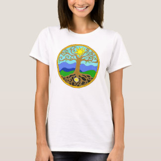 Tree of Life Mandala T-Shirt