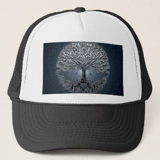 Tree of Life Nova Blue Trucker Hat