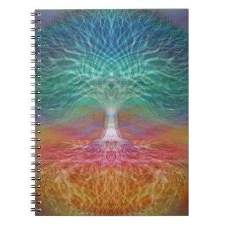 Tree of Life Peace of Mind Notebooks