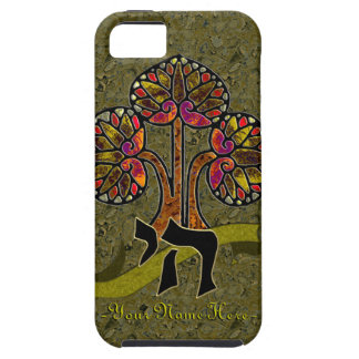 Tree of Life (Personalized iPhone 5 Vibe Case) Case For The iPhone 5
