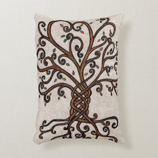 Tree of Life Pillow, Accent Pillow