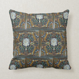 Tree of Life Pillow by Amelia Carrie