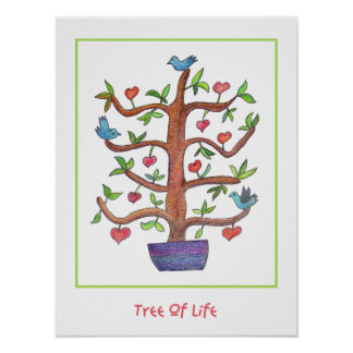 Tree Of Life! Poster