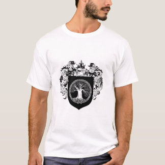Tree of Life Shield of Arms T-Shirt