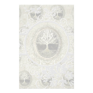 Tree of Life Simplicity Stationery