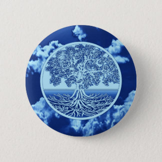 Tree of Life Soul 2 Inch Round Button