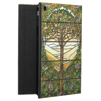 Tree of Life/Tiffany Stained Glass Window Case For iPad Air