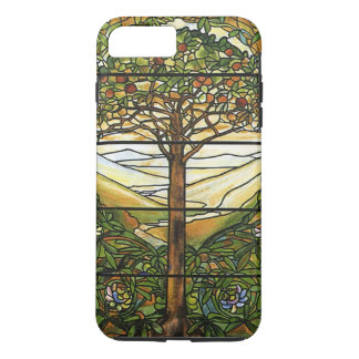 Tree of Life/Tiffany Stained Glass Window Case-Mate iPhone Case