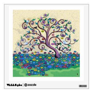 Tree of life wall sticker