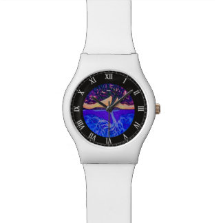 Tree of Life Water's Edge Wrist Watches