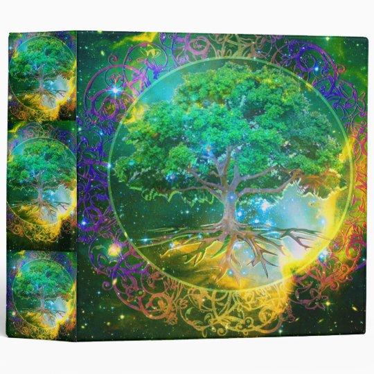 Tree of Life Wellness 3 Ring Binders