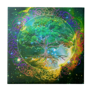 Tree of Life Wellness Tile