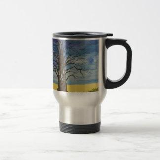 Tree of Man Travel Mug