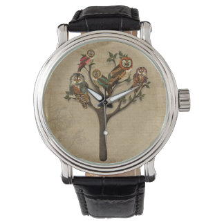 Tree of Owls Watch