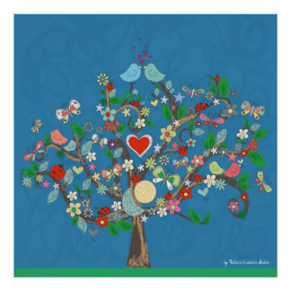Tree of the life poster