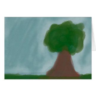 Tree of tomorrow card