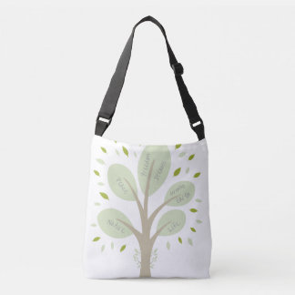 Tree of Wisdom Crossbody Bag