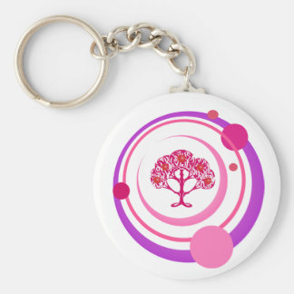 Tree of Wish Fulfillment Keychain