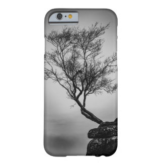 Tree on a Cliff Barely There iPhone 6 Case