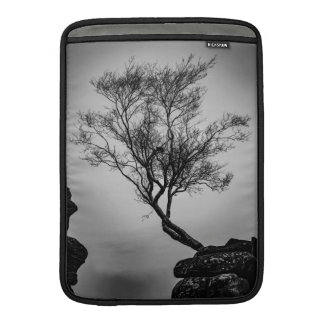 Tree on a Cliff Sleeve For MacBook Air