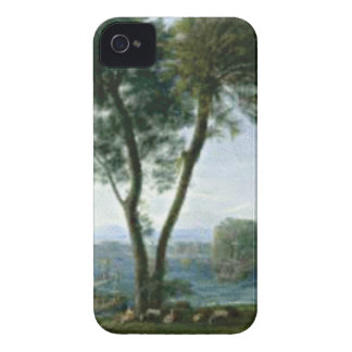 tree on the shore Case-Mate iPhone 4 case