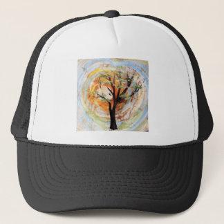 Tree on Tree Trucker Hat