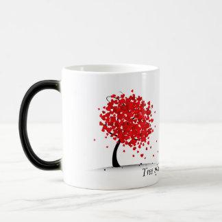 Tree or love magic mug
