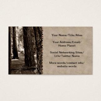 TREE PATH BUSINESS CARD