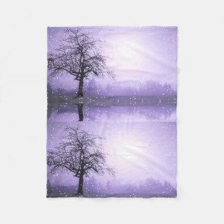 Tree Personalize Anniversaries Destiny Destiny'S Fleece Blanket