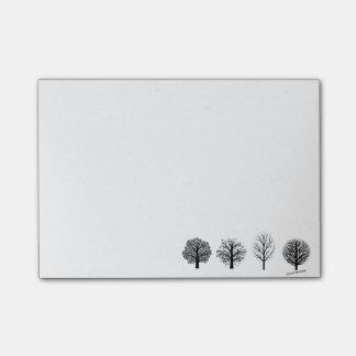 Tree post-it Notes