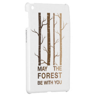 Tree Pun iPad Mini Cases