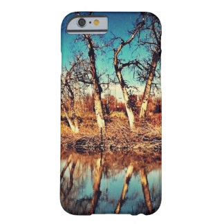 Tree Reflections Barely There iPhone 6 Case