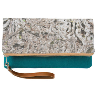 Tree root composition clutch