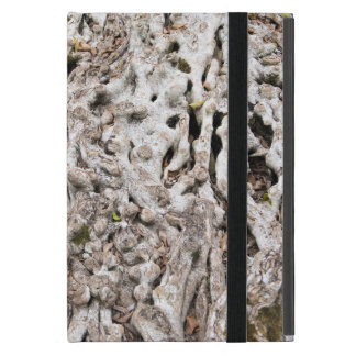 Tree root composition iPad mini case
