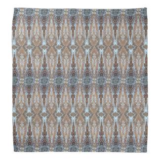 tree sap pattern bandanna