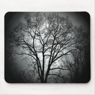 Tree Silhouette Mousepad