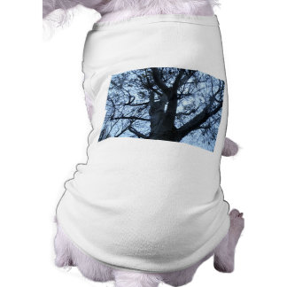Tree Silhouette Photograph Dog Clothing