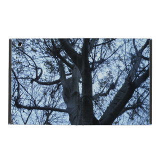 Tree Silhouette Photograph iPad Case