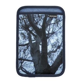 Tree Silhouette Photograph iPad Mini Sleeve