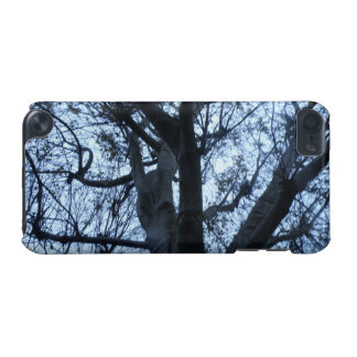 Tree Silhouette Photograph iPod Case