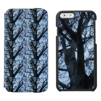 Tree Silhouette Photograph Phone Wallet Case Incipio Watson™ iPhone 6 Wallet Case