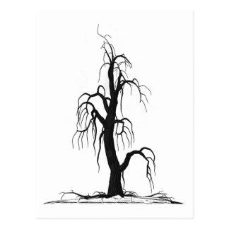 Tree Six Postcard