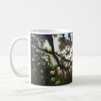 Tree & sky mug