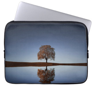 Tree & Sky Reflection Laptop Sleeve 13""