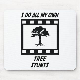 Tree Stunts Mouse Mats